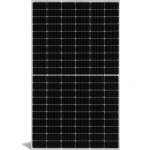 JA SOLAR Percium 390W Half-Cell Black