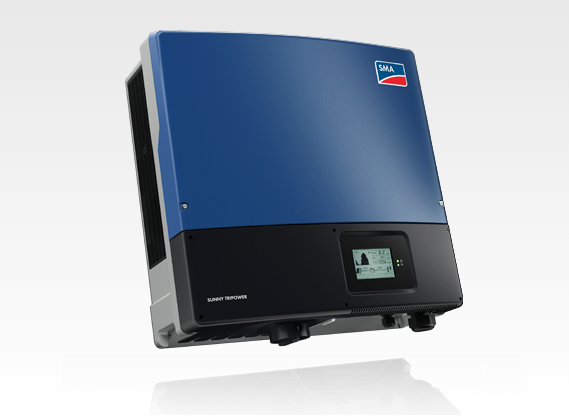 Sunny Tripower 15 / 20 / 25kW with Display