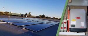 Gabee Commercial Installation Solar Link Australia