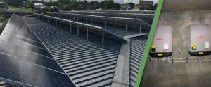 36kW Commercial Solar Installation
