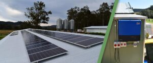 25kW Commercial Solar Installation