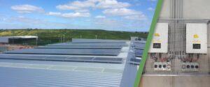 40kW Commercial Solar Installation