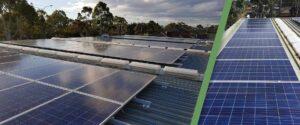 31kW Commercial Solar Installation