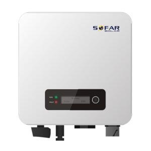 Sofar Transformerless PV G3 Series Gridtied Inverter