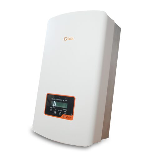 Solis 4G 8kW Single Phase w/WiFi, DC Switch built-in , Meter Interface