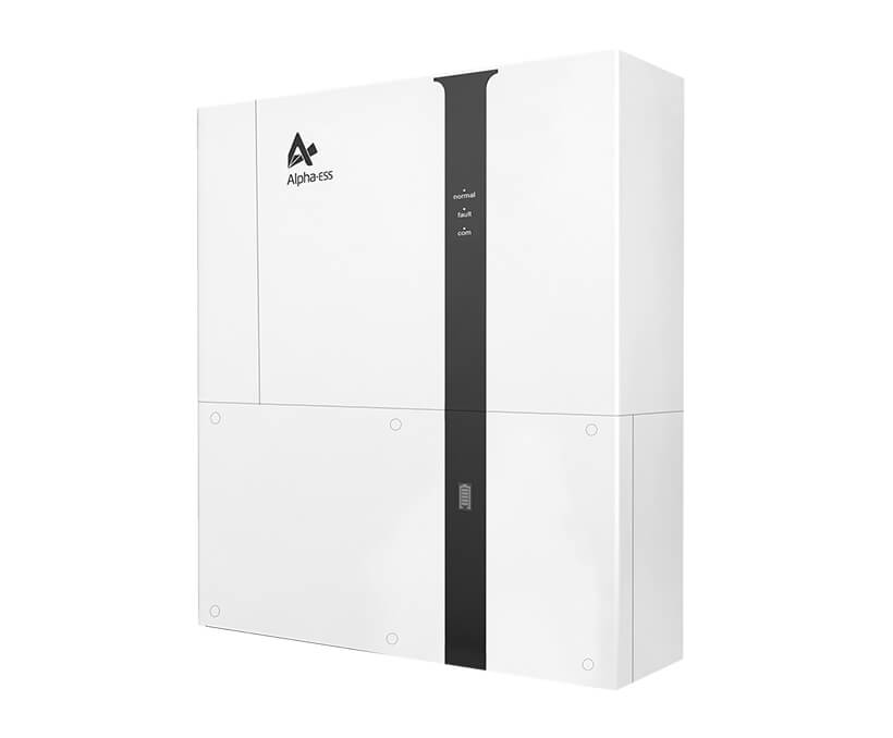 AC Retrofit 5.04Kwh Alpha Battery with Smile 3Kw Inverter/Charger